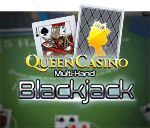 Queen Casino Multi-Hand Blackjack