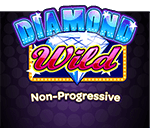Diamond Wild Non Progressive Mobile