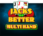 Jacks or Better Multi Hand Mobile