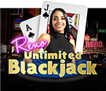 Live Unlimited Blackjack (Reno)