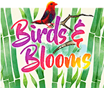 Birds & Blooms Mobile