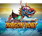 Lucky Dragon Boat Mobile
