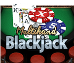 Multi-Hand Blackjack Mobile