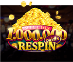 Million Coins Respin Mobile