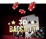 3D Baccarat Mobile