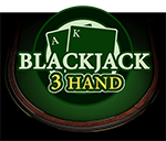 Blackjack 3 Hand HB Mobile