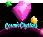 Cosmic Crystals Mobile