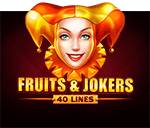 Fruits & Jokers 40