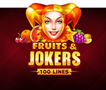 Fruits & Jokers 100